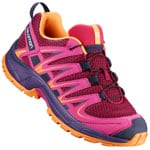 Salomon XA Pro 3D Junior Kinder-Laufschuhe Cerise