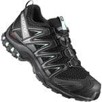 Salomon XA Pro 3D Schuhe Black/Magnet/Fair Aqua