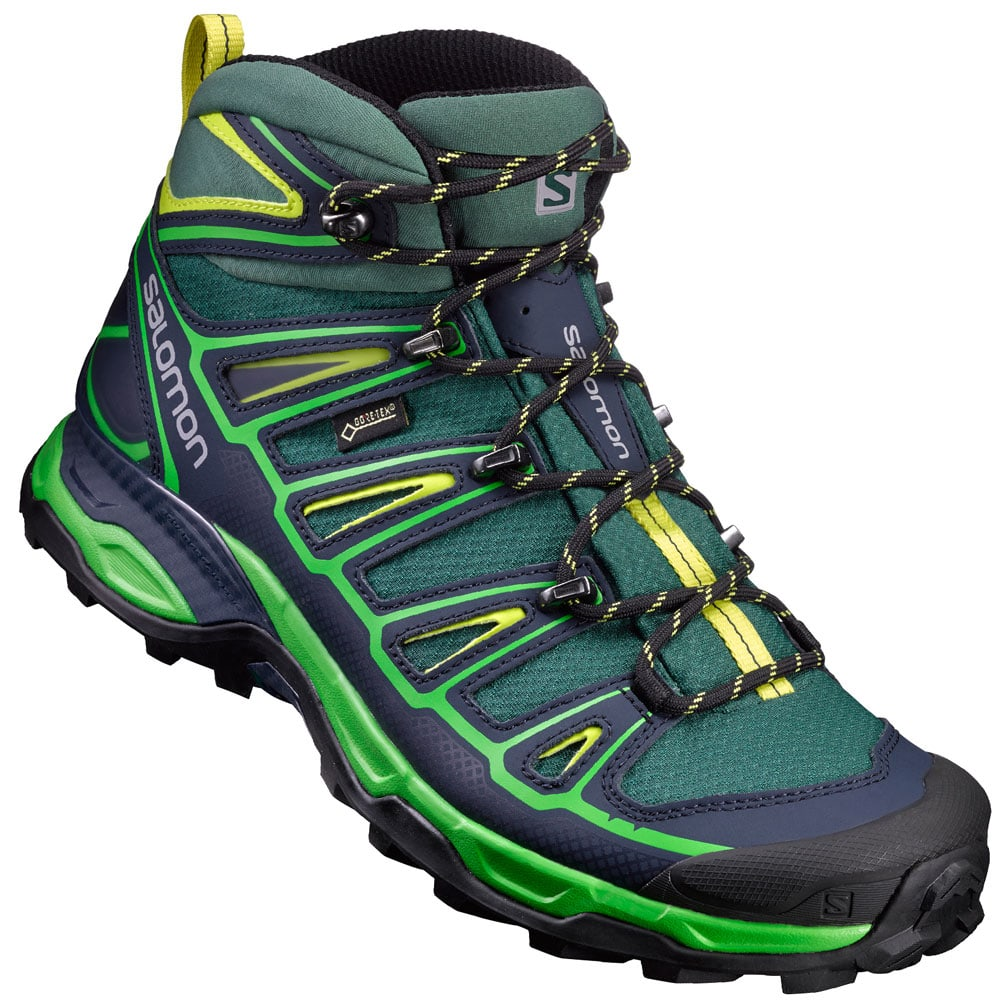 the best attitude db573 0e672 Camping & Outdoor Salomon X Ultra Mid GTX Gore-Tex Damen ...