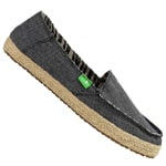 Sanuk Sidewalk Surfer Fiona Slip On - Charcoal