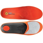 Sidas Winter 3 Feet Mid Einlegesohle Orange