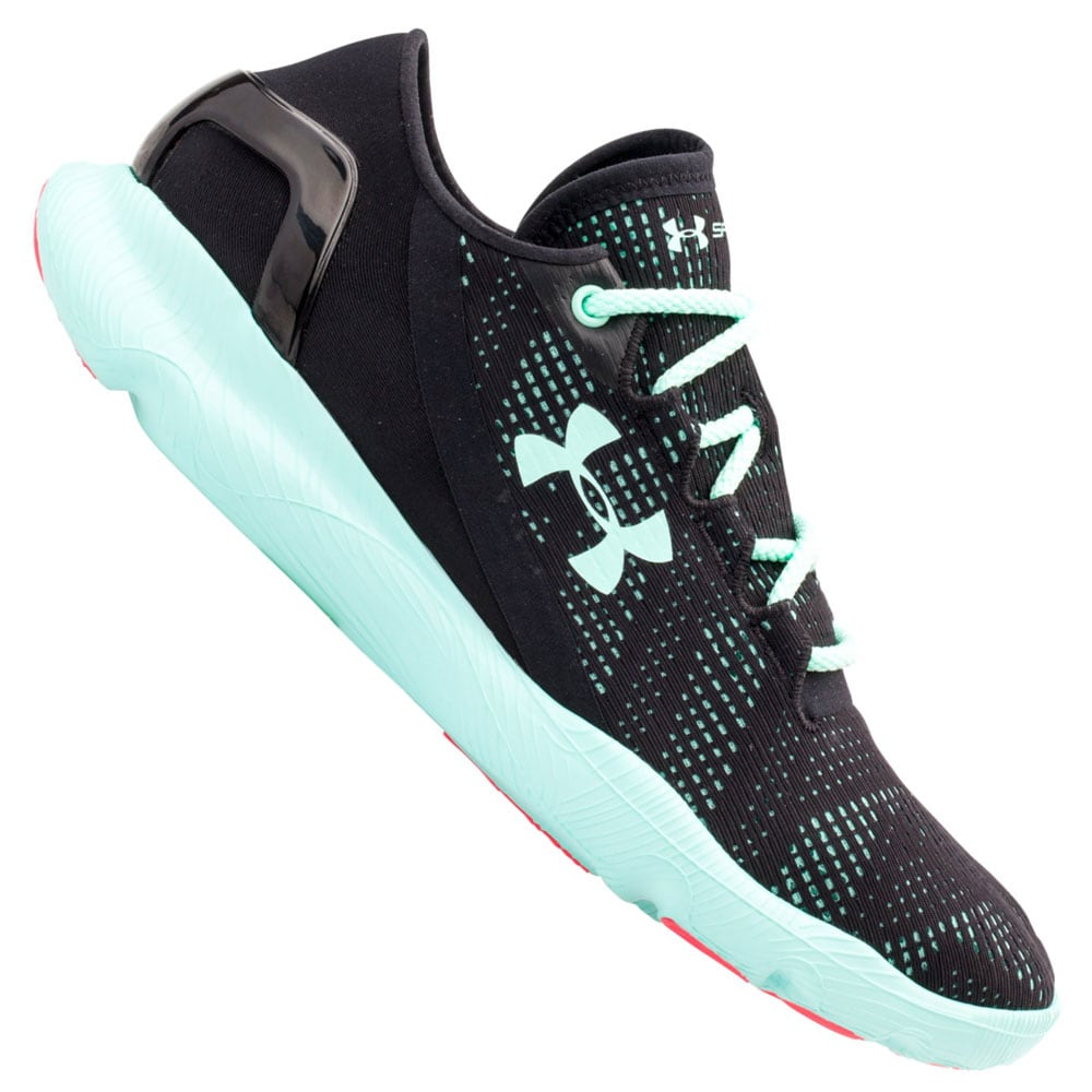 Under Armour W Speedform Apollo Vent Damen-Laufschuhe Black/Cristal 37.5 5hXqLwBCV