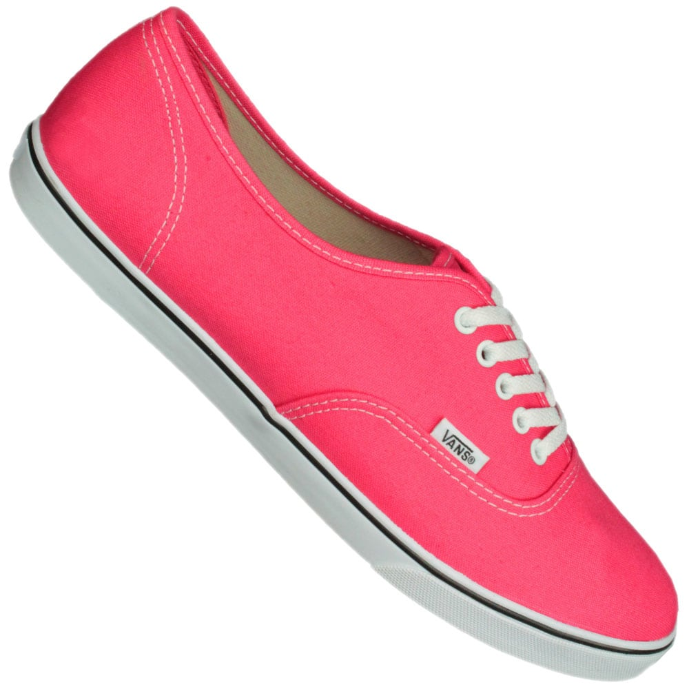 9e2586c187cdf1 Vans Authentic Lo Pro VQES80T (pink true white)