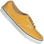 Vans Authentic VSCQ7GN (Brushed Twill/Yellow)