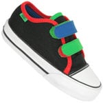 Vans Big School Kinder Sneaker VKWB7OP (black/multi)