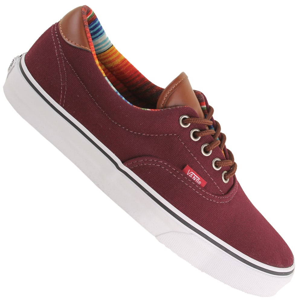 d5a10205529 Vans U Era 59 C L VUC6AQW (Port Royale  Multi Stripe)