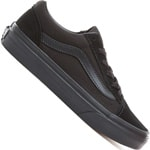 Vans K Old Skool Kinder-Sneaker Black/Black