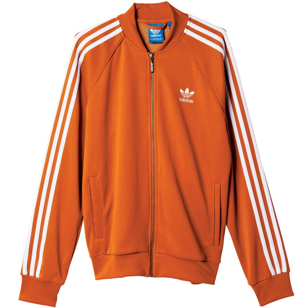 adidas originals tracktop herren trainingsjacke fox red. Black Bedroom Furniture Sets. Home Design Ideas