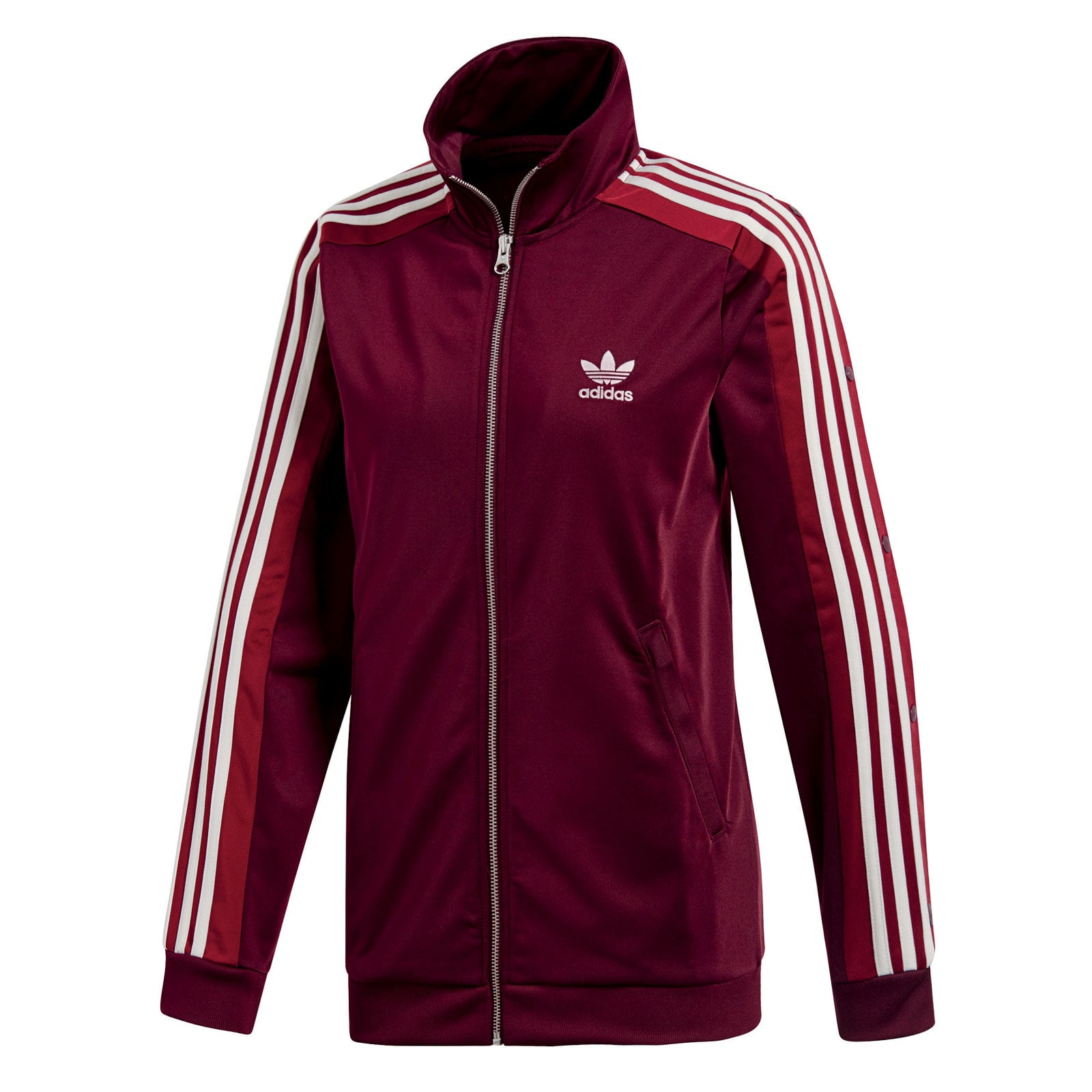 adidas Originals Adibreak Track Top Damen-Trainingsjacke Maroon
