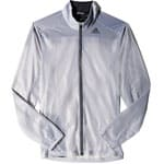 adidas Performance Adizero Ghost Jacket Herren-Laufjacke S23354 White