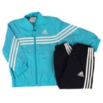 Adidas Baby Trainingsanzug Infants Jogger W58395 (super cyan)