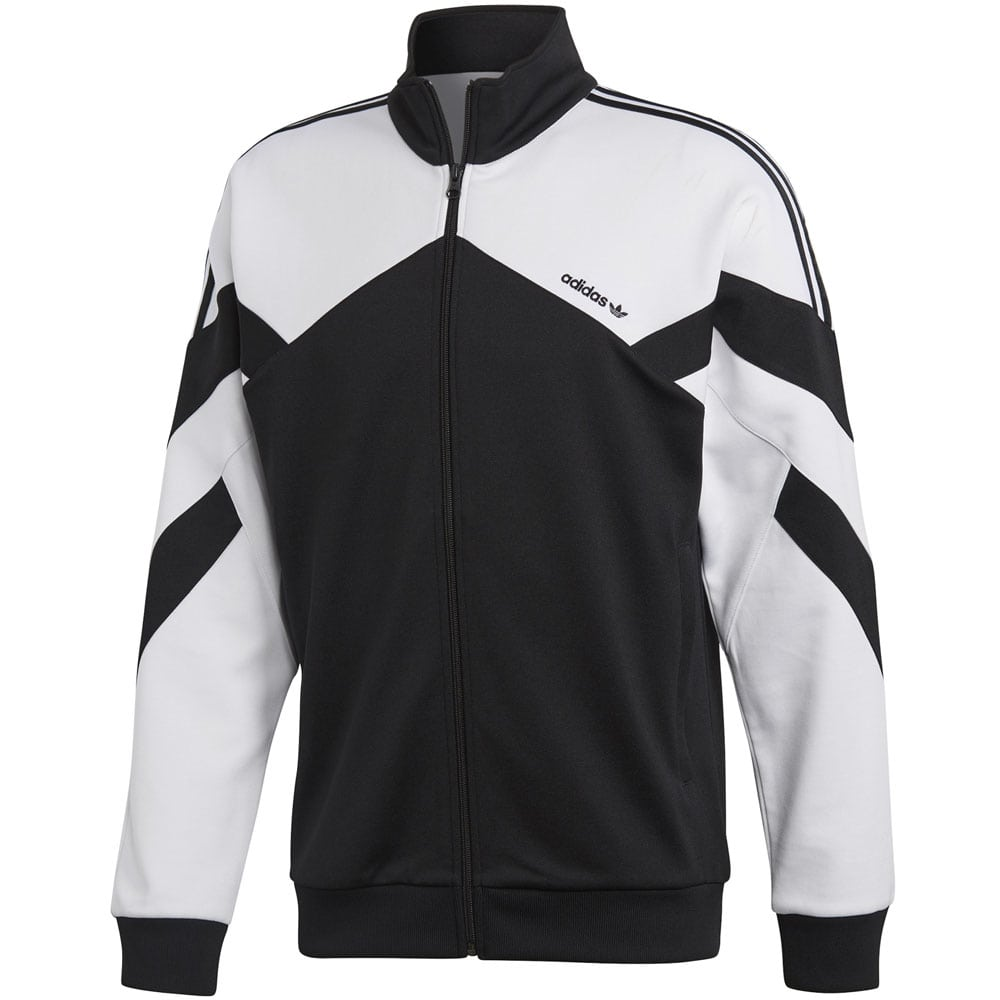 adidas Originals Palmeston Track Top Herren-Trainingsjacke Black White