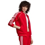 adidas Originals Superstar Tracktop Scarlet