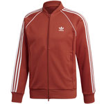 adidas Originals Superstar Track Top Herren-Trainingsjacke Shift Orang
