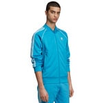 adidas Originals SST Superstar Tracktop Shock Cyan