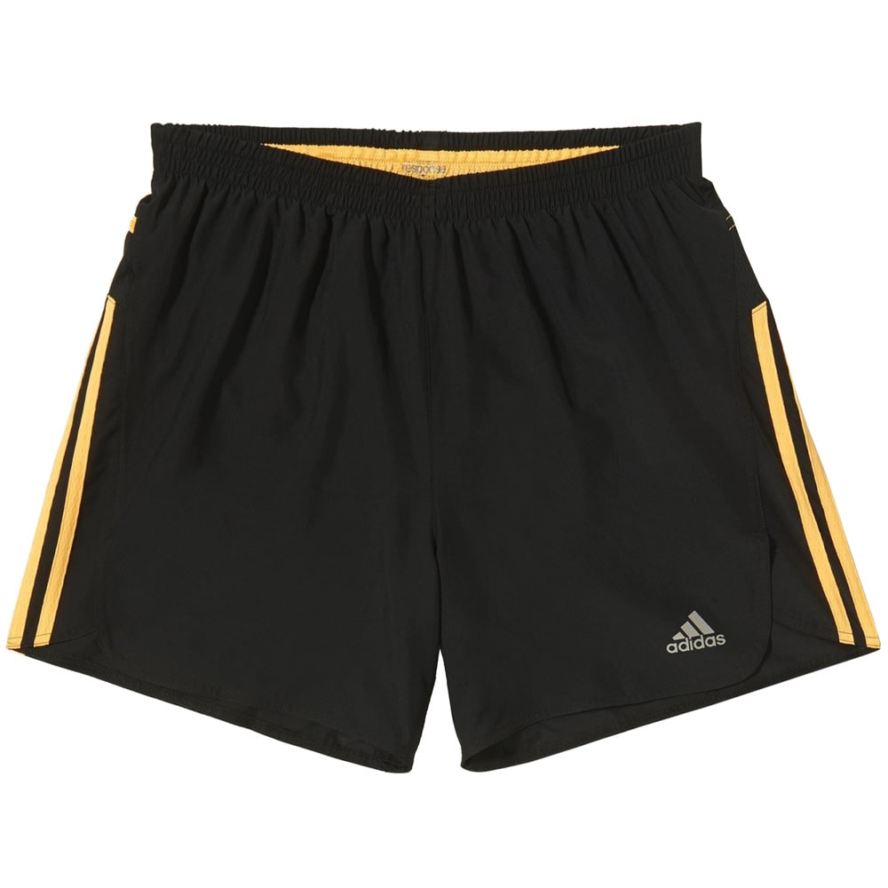 adidas Performance Response 5 Inch Shorts M35695 Laufhose Blk/Orange