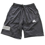 adidas Essentials Linear Short Herren-Laufhose AB6282 Black