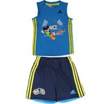 Adidas Disney Mickey Sommerset D89731 (Solar Blue/Yellow)
