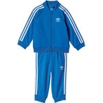 adidas Originals Superstar Tracksuit Baby-Jogginganzug Blue/White