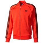 adidas Originals Superstar Tracktop Herren-Trainingsjacke Core Red