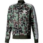 adidas Originals Superstar Track Top Herren-Trainingsjacke Camo