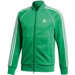 adidas Originals Superstar Track Top Herren-Trainingsjacke Green