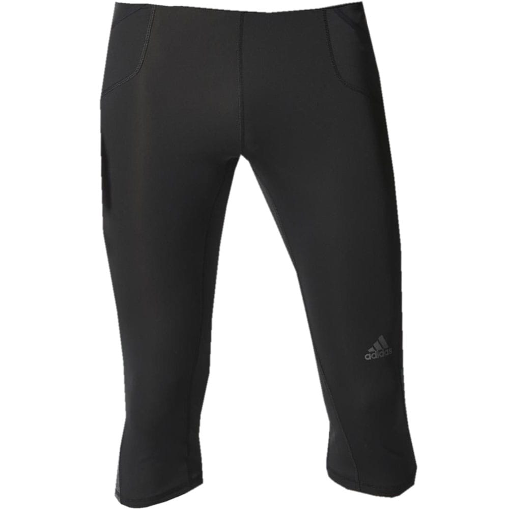 adidas supernova 3 4 tight herren-laufhose g89865 black