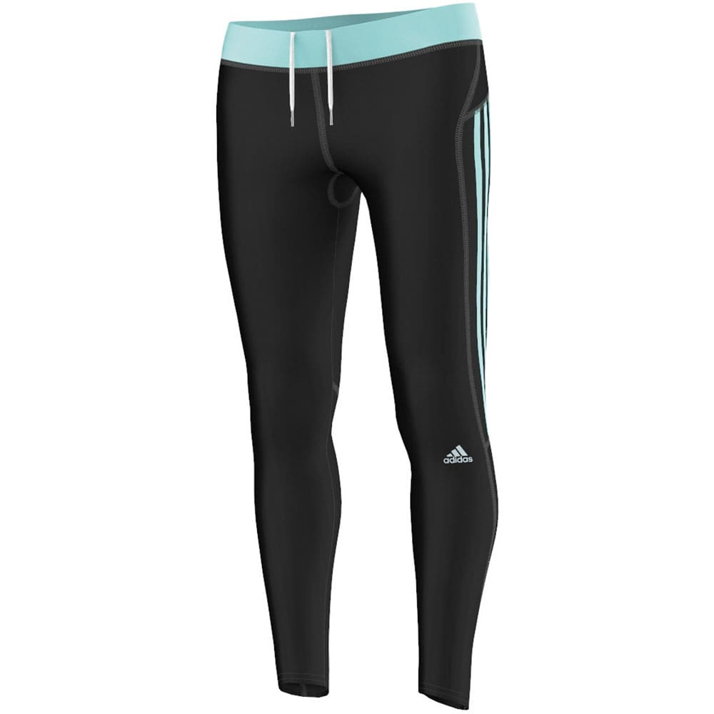 adidas performance response long tight damen laufhose. Black Bedroom Furniture Sets. Home Design Ideas