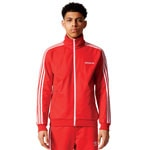 adidas Originals Beckenbauer Track Top Herren-Trainingsjacke Red