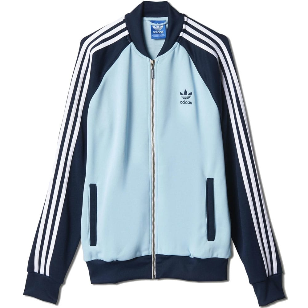 adidas tracktop herren trainingsjacke aa0155 blue fun. Black Bedroom Furniture Sets. Home Design Ideas