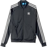 adidas Originals Superstar Track Top Damen-Trainingsjacke AB2076 Black