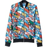 adidas Originals Labels AOP Superstar Track Top Herren-Trainingsjacke