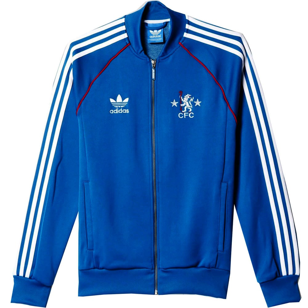 adidas Originals Superstar Tracktop Sportjacke 2015