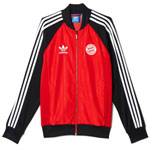 adidas Originals Track Top Herren-Trainingsjacke FC Bayern München