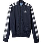 adidas Originals Superstar Track Top Herren-Trainingsjacke Legend Ink