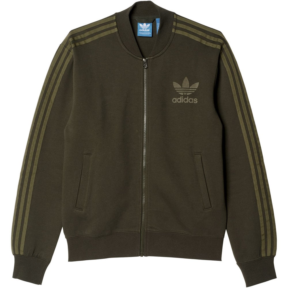adidas Originals ADC Fashion Track Top Herren-Sportjacke Oliv