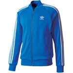 adidas Originals Superstar Track Top Herren-Trainingsjacke Blue