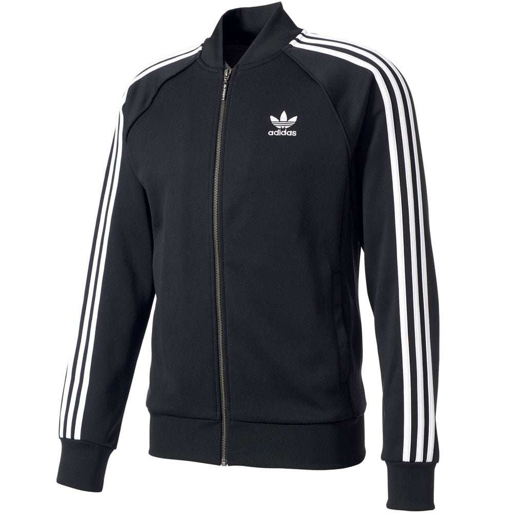 adidas originals superstar track top herren trainingsjacke. Black Bedroom Furniture Sets. Home Design Ideas