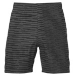 asics fuzeX 7in Print Short Herren-Sporthose SQ Dark Grey