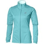 asics Lite-Show Winter Jacket Damen-Laufjacke Kingfisher