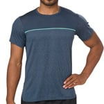 asics Performance GEL-Cool SS Top Herren-Laufshirt Dark Blue