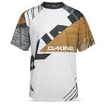 Dakine Mens Thrillium Jersey 0855649 Bike Shortsleeve  - White