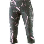 Salomon Agile Mid 3/4 Tight Damen-Laufhose Urban Chic