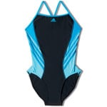 Adidas Infinitex Inspiration Suit S23007 Damen-Badeanzug Black/Blue