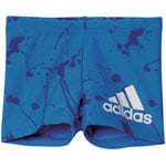 adidas Performance Infants Boxer Kleinkind-Badehose Blue
