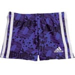 adidas Performance Infants Boxer Kleinkind-Badehose Hi-Resolution Blue
