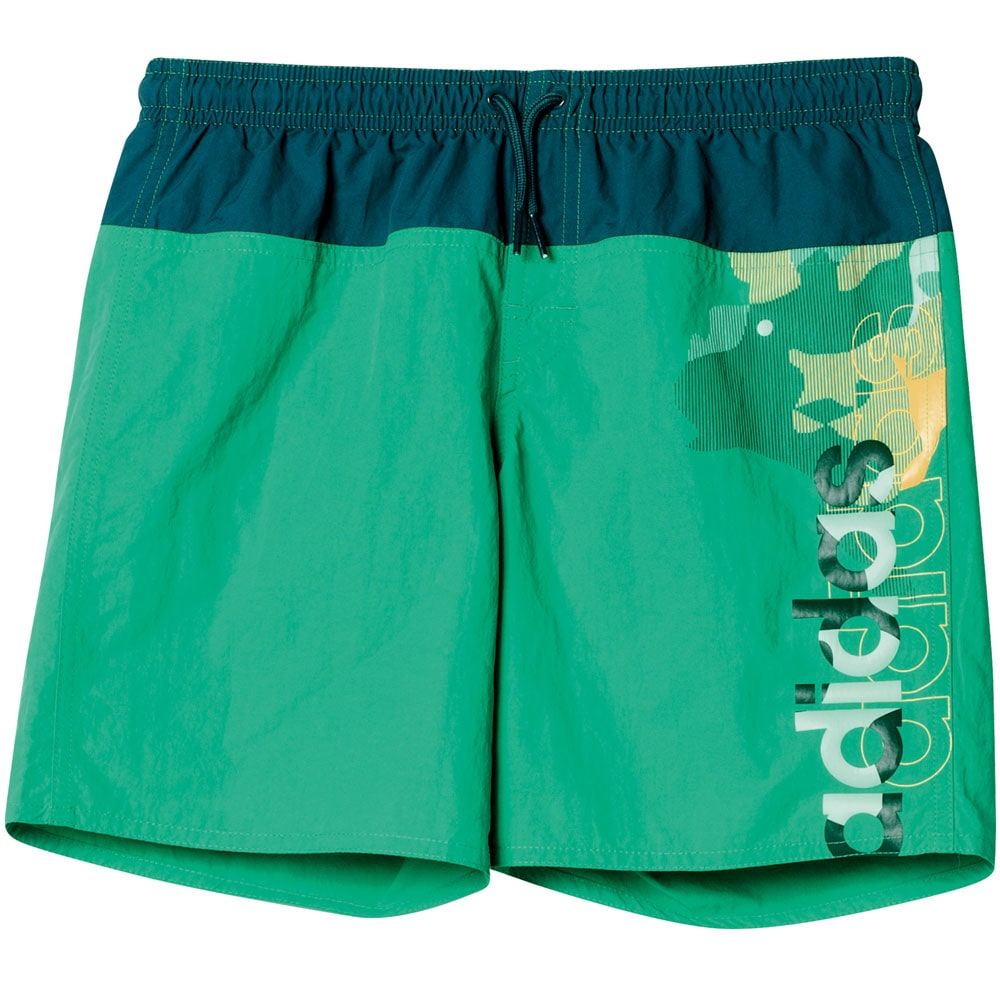 really cheap great look super popular adidas Performance Lineage Badeshorts 2017