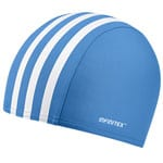 adidas Performance Infinitex Cap Youth Kinder-Badekappe Bright Blue