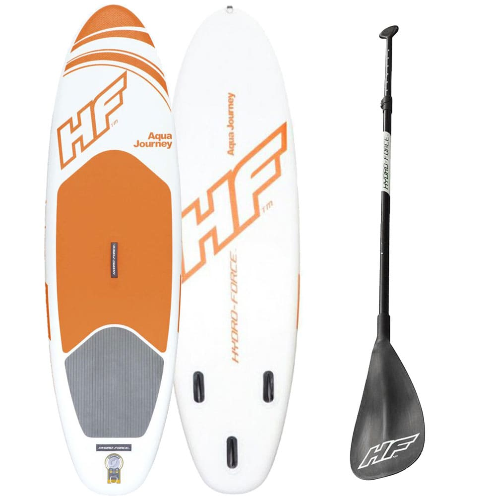 Bestway Inflatable Aqua Journey Hydro Force Stand Up Paddle Board