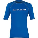 Dakine Mens Heavy Duty S/S 08575626 Shortsleeve Lycra Blue
